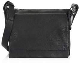 Emporio Armani Textured Messenger Bag