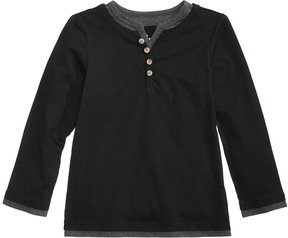 Epic Threads Henley, Toddler Boys (2T-5T), Created for Macy's