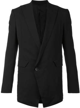 Julius side vent blazer