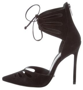 Schutz Nadely Cutout Sandals w/ Tags