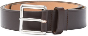 A.P.C. Western smooth-leather belt