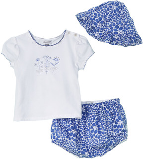 Absorba Girls' 3Pc Short Set