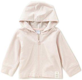 Robeez Baby Girls Newborn-24 Months Zip-Front Hoodie