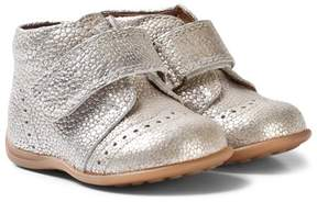 Bisgaard Silver Pre-Walker Shoes