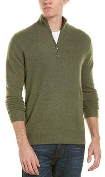 Qi 1/4-zip Sweater.