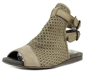 Fiorentini+Baker Jeby Women Open Toe Leather Tan Gladiator Sandal.