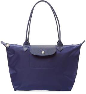 Longchamp Women's Le Pliage Neo Small Tote - DARK BLUE/NAVY - STYLE