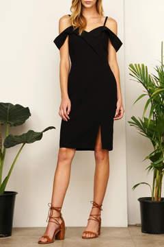 Adelyn Rae Shelby Off Shoulder Dress