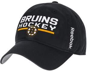 Reebok Adult Boston Bruins Adjustable Cap