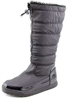 totes Womens Caroline 2 Fabric Closed Toe Knee High Cold Weather Boots.