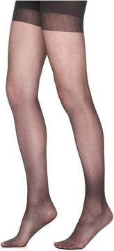 Berkshire Shaping Firm All The Way Butt Booster Tummy Control Top Hosiery 5051