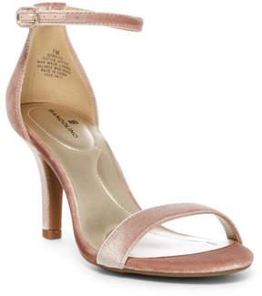 Bandolino Madia Ankle Strap Heeled Sandal