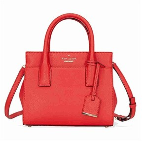 Kate Spade Cameron Street Mini Candace Leather Satchel - ONE COLOR - STYLE