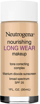 Neutrogena Nourishing Longwear Makeup, SPF 20 Honey