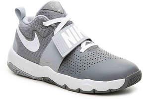 Nike Boys Team Hustle D8 Youth Basketball Shoe
