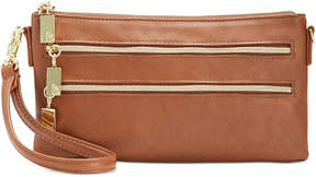 Style & Co Mini Convertible Wristlet Crossbody, Created for Macy's