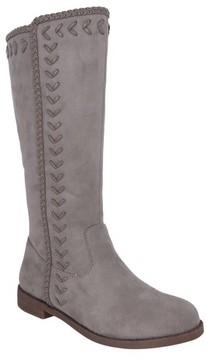 Nina Girl's Zahra Tall Woven Boot