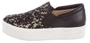 No.21 No. 21 Lace Platform Sneakers