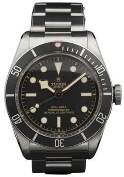 Tudor Heritage Black Bay 79230 Stainless Steel Black Dial 41mm Mens Watch