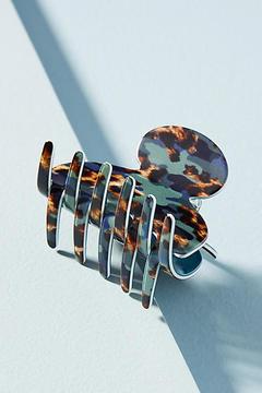 France Luxe Leopard Hair Clip