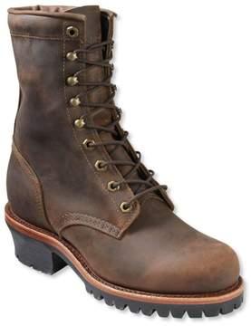 L.L. Bean L.L.Bean Men's Katahdin Iron Works Logger Boots