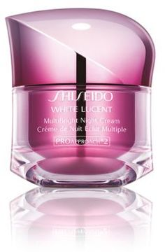 Shiseido White Lucent MultiBright Night Cream/1.7 oz.