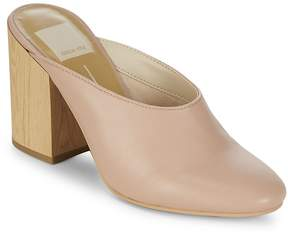 Dolce Vita Women's Cicely Leather Mules