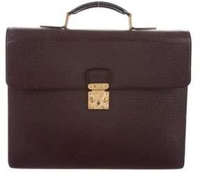 Louis Vuitton Taïga Moskova Briefcase
