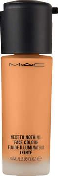 MAC Next To Nothing Face Colour - Dark (deep caramel)