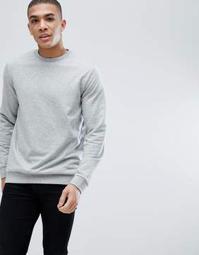 New Look Sweatshirt In Gray