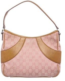 Gucci Pre Owned - PINK AND BEIGE - STYLE