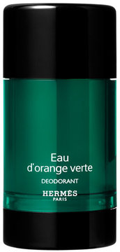 Hermès Eau d'orange verte alcohol-free deodorant stick, 2.5 oz.