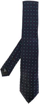 Caruso spotted tie