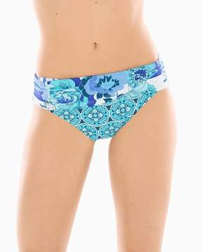 Bleu Rod Beattie Fresh Takes Sarong Hipster Swim Bottom