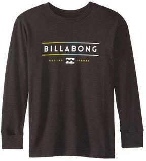 Billabong Boys' Dual Unity Tee (2T7) - 8164158