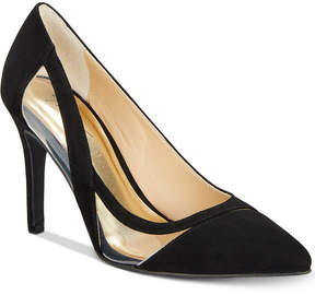 Thalia Sodi Nayomi Cut-Out Pumps, Created for Macy's Women's Shoes