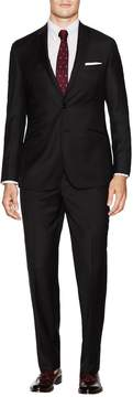 English Laundry Men's Regular Fit Solid Wool Suit
