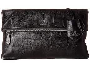 Vivienne Westwood Canterbury Clutch Clutch Handbags