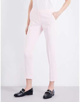 Claudie Pierlot Pipa crepe trousers