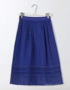 Boden Althea Lace Skirt