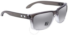 Oakley Holbrook Chrome Iridium Square Men's Sunglasses