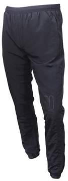 Fila Men's Santo Side Print Black Athletic Pants