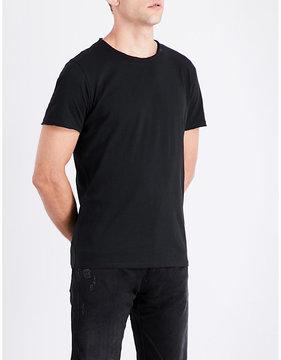Replay Logo cotton T-shirt
