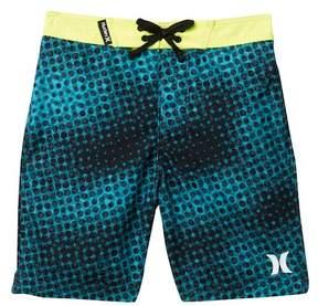 Hurley Dot Board Shorts (Toddler Boys)