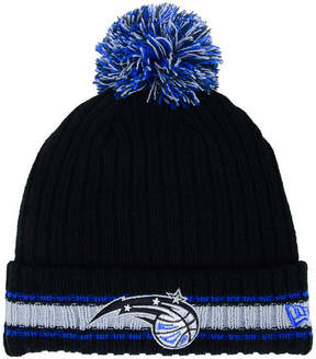 New Era Orlando Magic Basic Chunky Pom Knit Hat