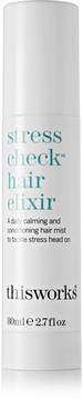 This Works - Stress Check Hair Elixir, 80ml - Colorless