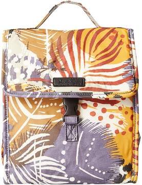 Vera Bradley Lunch Sack Bags - PAINTED FEATHERS - STYLE