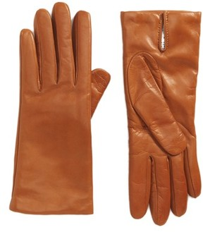 Max Mara Women's Ragusa Leather Gloves