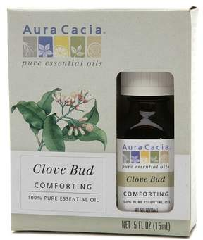 Aura Cacia Pure Essential Oil Comforting Clove Bud