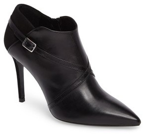 Charles David Women's Laura Cross Strap Bootie
